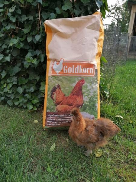 Hühnerfutter aus der Region